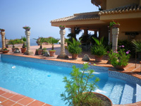 Villa to rent in Almunecar, La Herradura