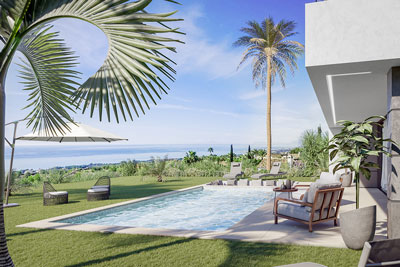 New luxury off-plan villas
